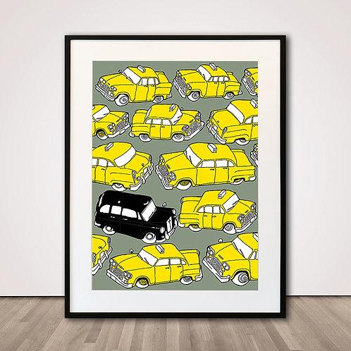 캡스&밴스1 | Black Cab