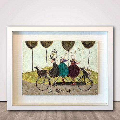 바이클풀! | A Bikeful!