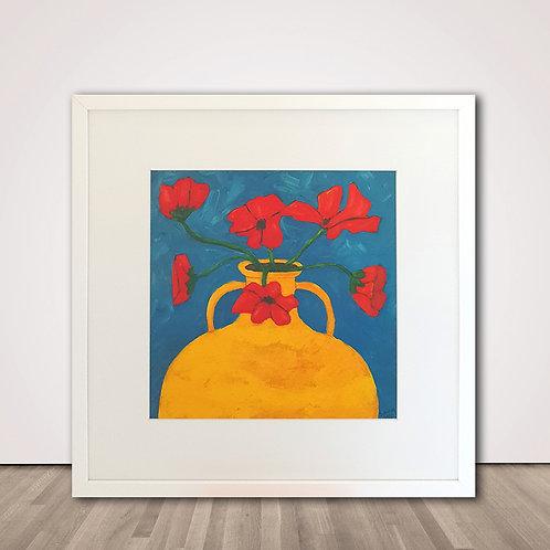 양귀비 |  Wild Poppies