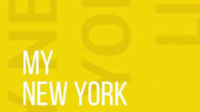 My New York Life paperback