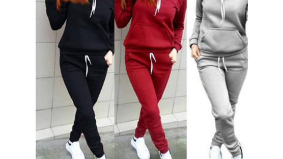 My New York Life hoodie set