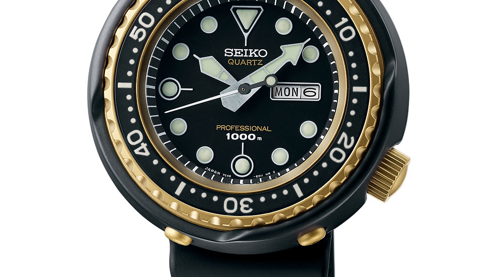 Seiko Prospex Watch The 1978 Saturation Divers Limited Edition S23626J1