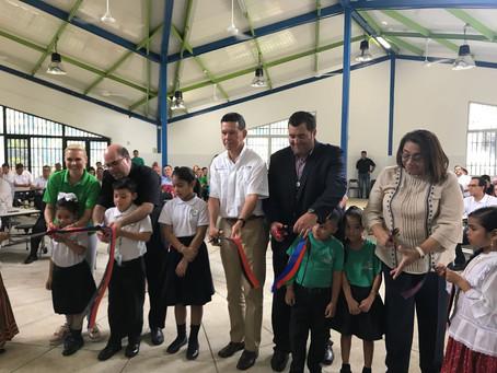 Inauguramos Comedor en San Pedro Nolasco