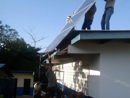 El Picador en Cañazas tiene Paneles Solares