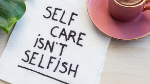 Self-Care Is Not Selfish: Consider Yourself First