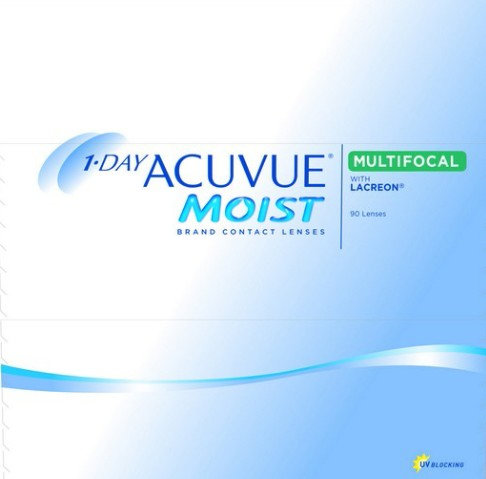 Acuvue Moist Multi Focal 1 Day