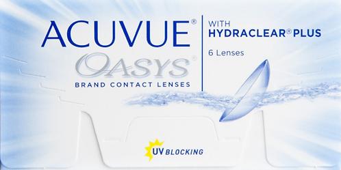 Acuvue Oasys Hydraclear - 12 Pk