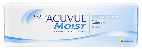 Acuvue Moist Toric 1 Day