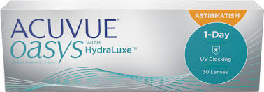 Acuvue Oasys Toric 1 Day