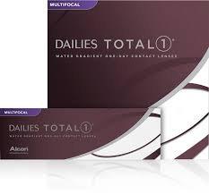 Alcon Dailies Total 1 Multi Focal