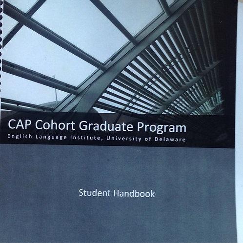 CAP COHORT GRADUATE PROGRAM