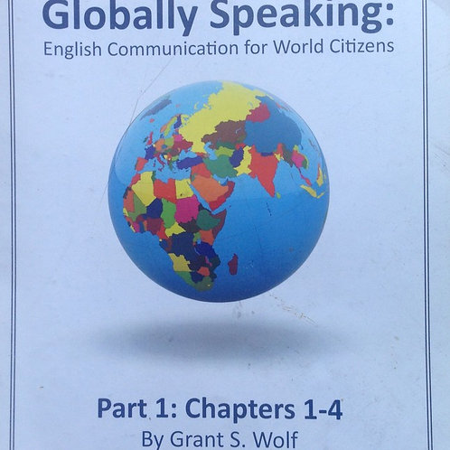 GLOBALLY SPEAKING part 1(1-4)