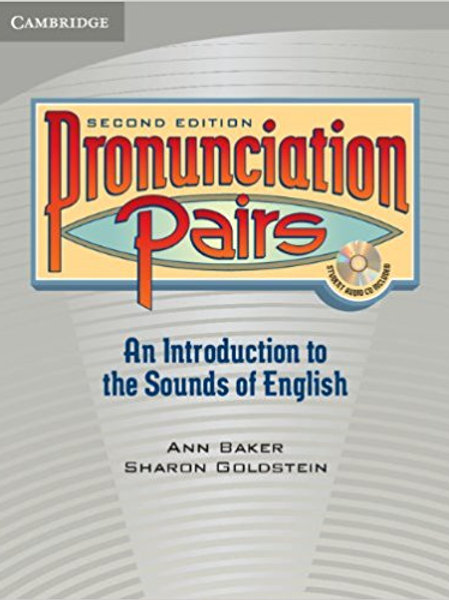 PRONUNCIATION PAIRS / 2nd Edition