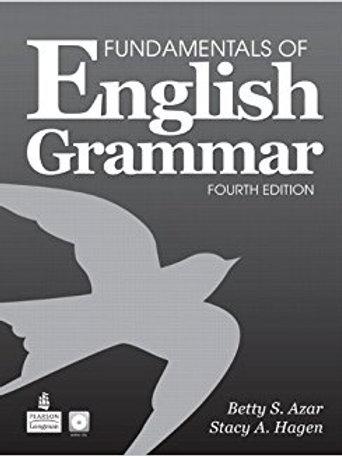 FUNDAMENTALS OF ENGLISH 4th Edition