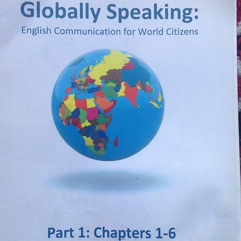GLOBALLY SPEAKING part 1 (1-6)