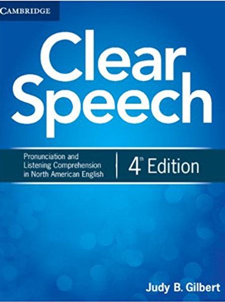 CLEAR SPEECH 4th Edition