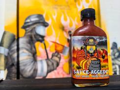 Sauce-Aggedon in Princton, European Flavour Factory
