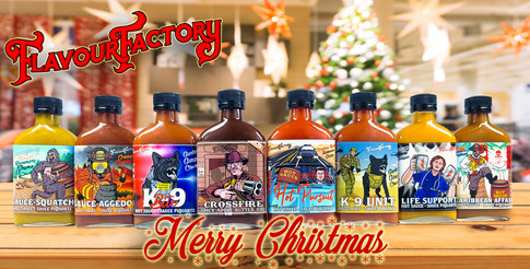 European Flavour Factory 8 pack!