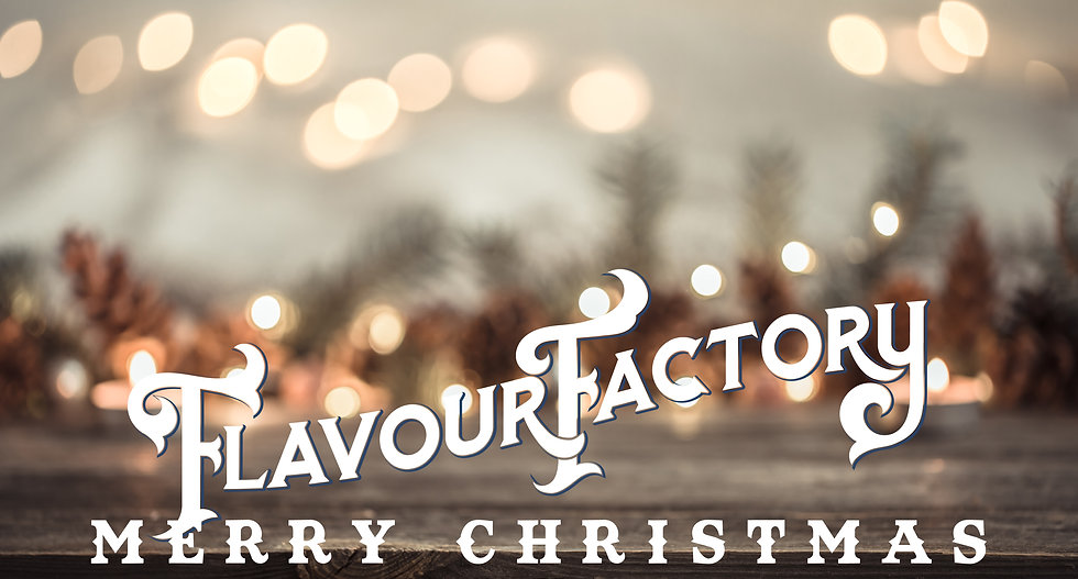 Merry Christmas Flavour Factory
