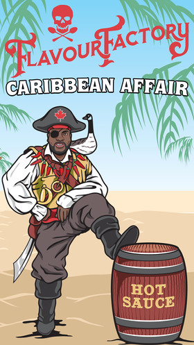 Caribbean Affair European Flavour Factory