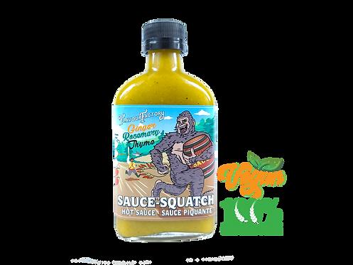 Sauce-Squatch Hot Sauce