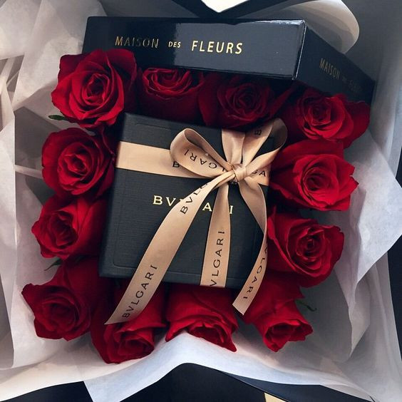 Luxe thoughtful gift for her