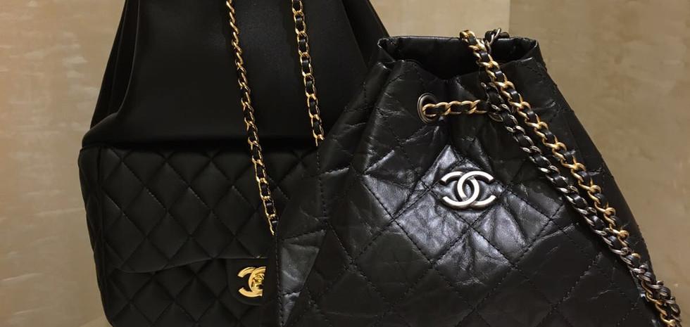 Chanel Backpacks