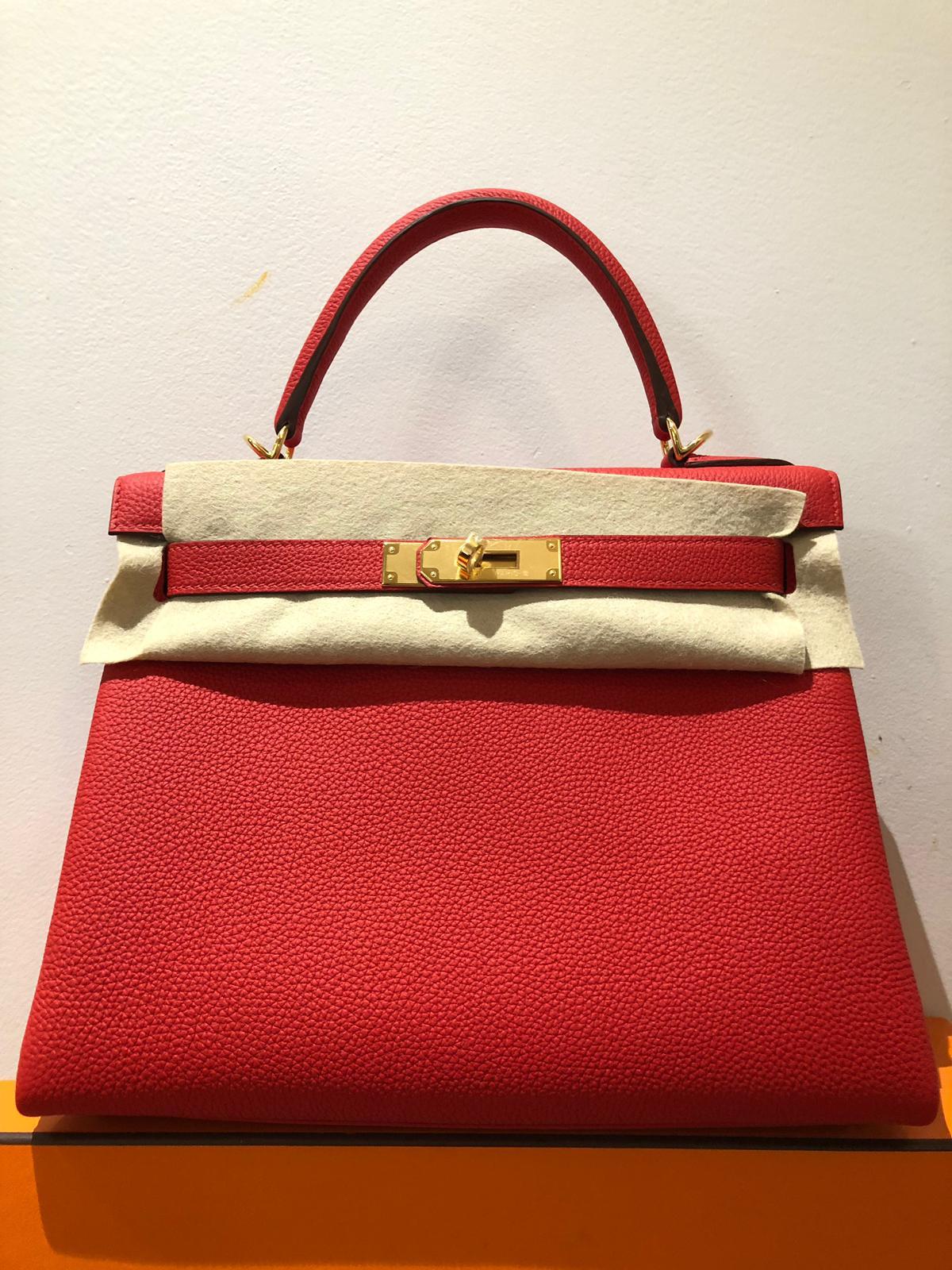 782c6f0c6c45 ... Hermes Kelly  Hermes Kelly. Details  Togo Leather