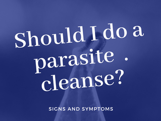 Should I Do a Parasite Cleanse?