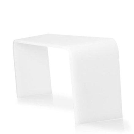 The PROPPR toilet Stool white