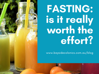 FASTING - What are the benefits?