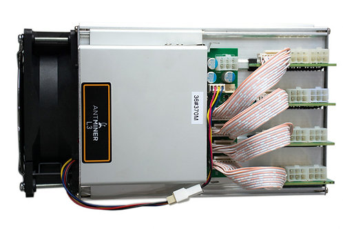 Antminer L3+ 504MH/s Scrypt