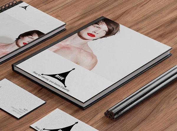 Office Stationary Design The Pen tool Design creative agency Delhi Ncr