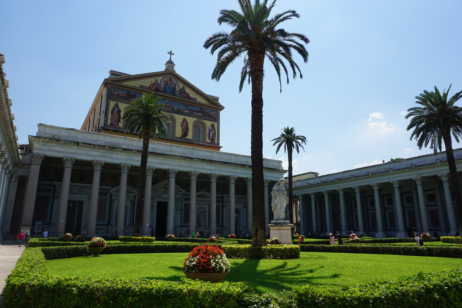 Basilika St. Paul vor den Mauern