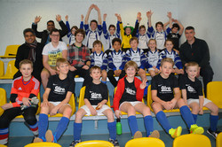 Mini-Fußballturnier 2016
