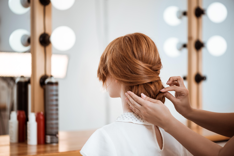 Female Hair Cut + Wash + Style