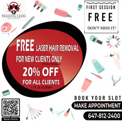 FREE laser session