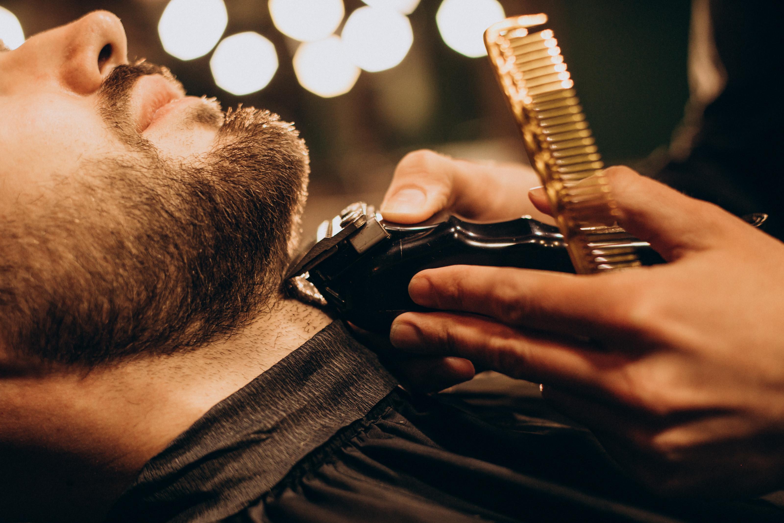 Male Hair Cut + Line Up + Wash