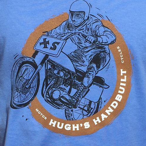 """Vintage Moto"" T-Shirt"
