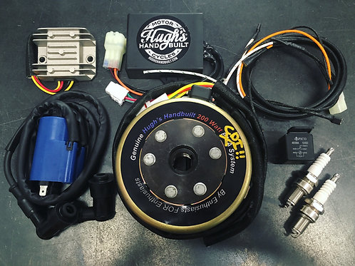 Complete XS650 CDI System