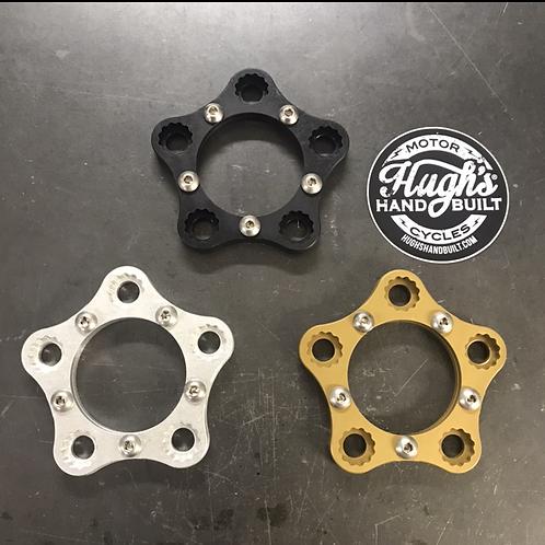 HHB Harley Davidson Sprocket Lock System