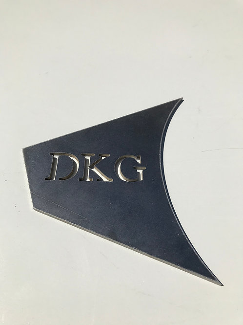 """XS650 Neck Gusset """"DKG"""""""