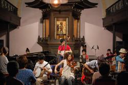 At Kyudo Kaikan, AUG 2012
