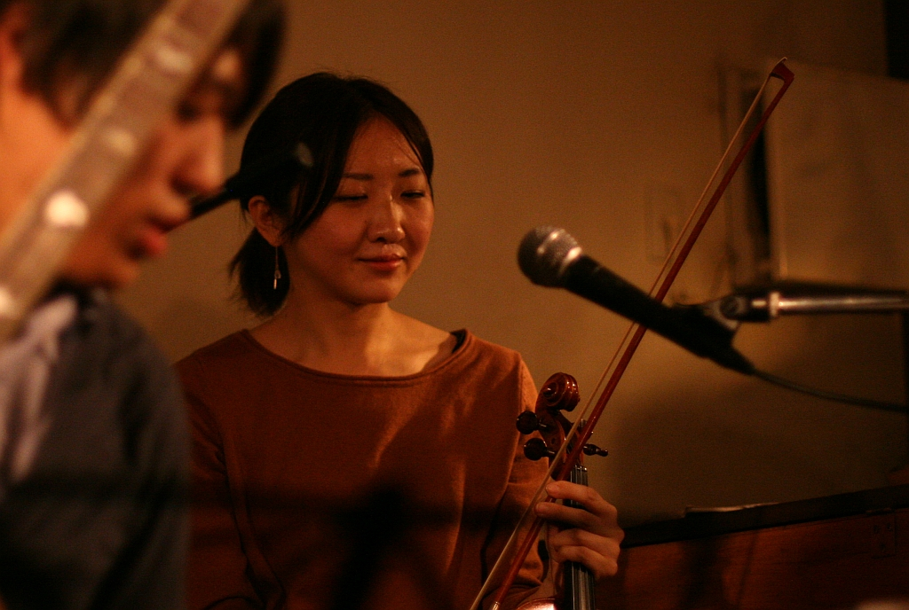 At Mona Records, DEC 2010