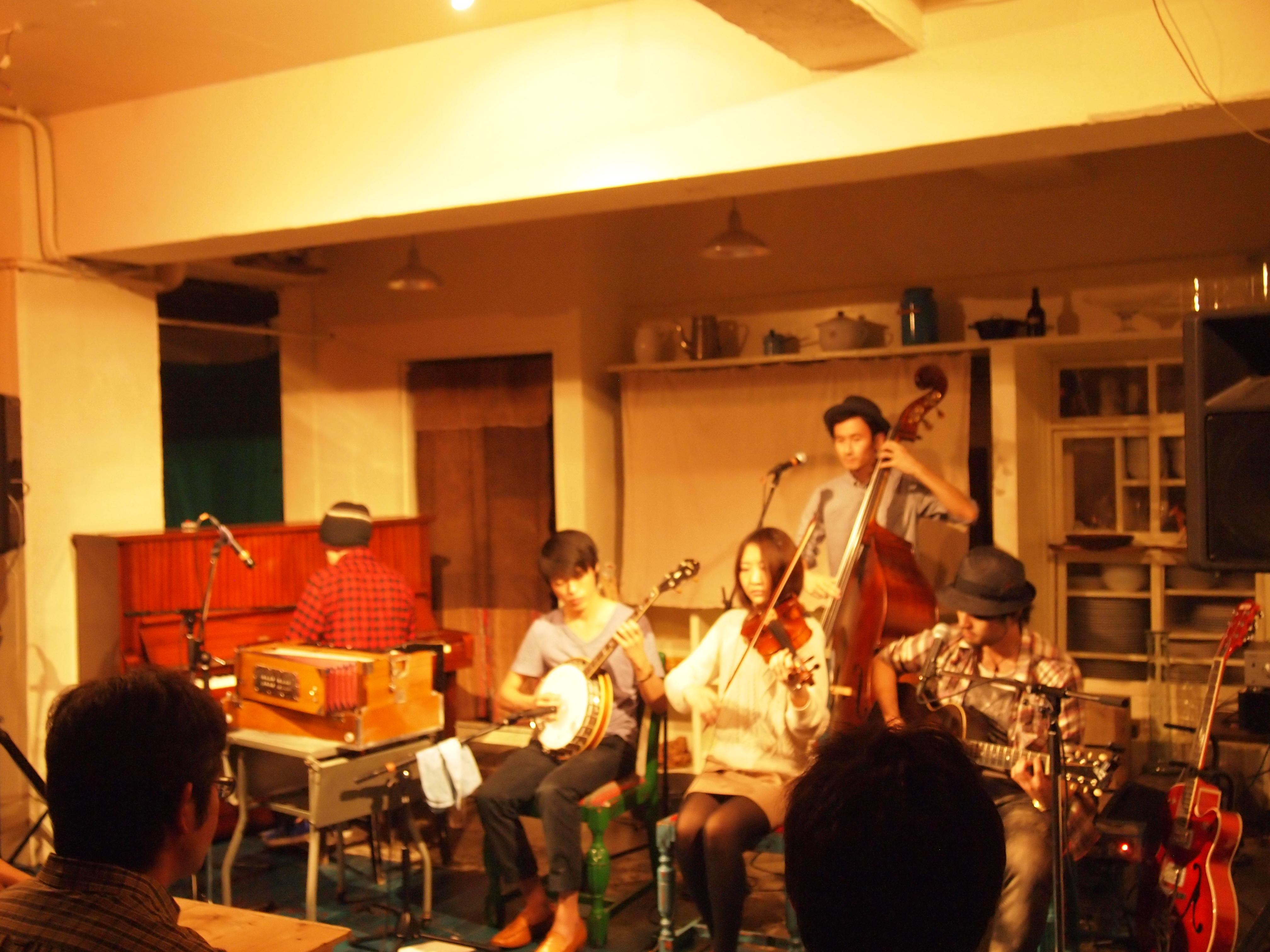 At Kichijoji Kichimu, SEP 2013