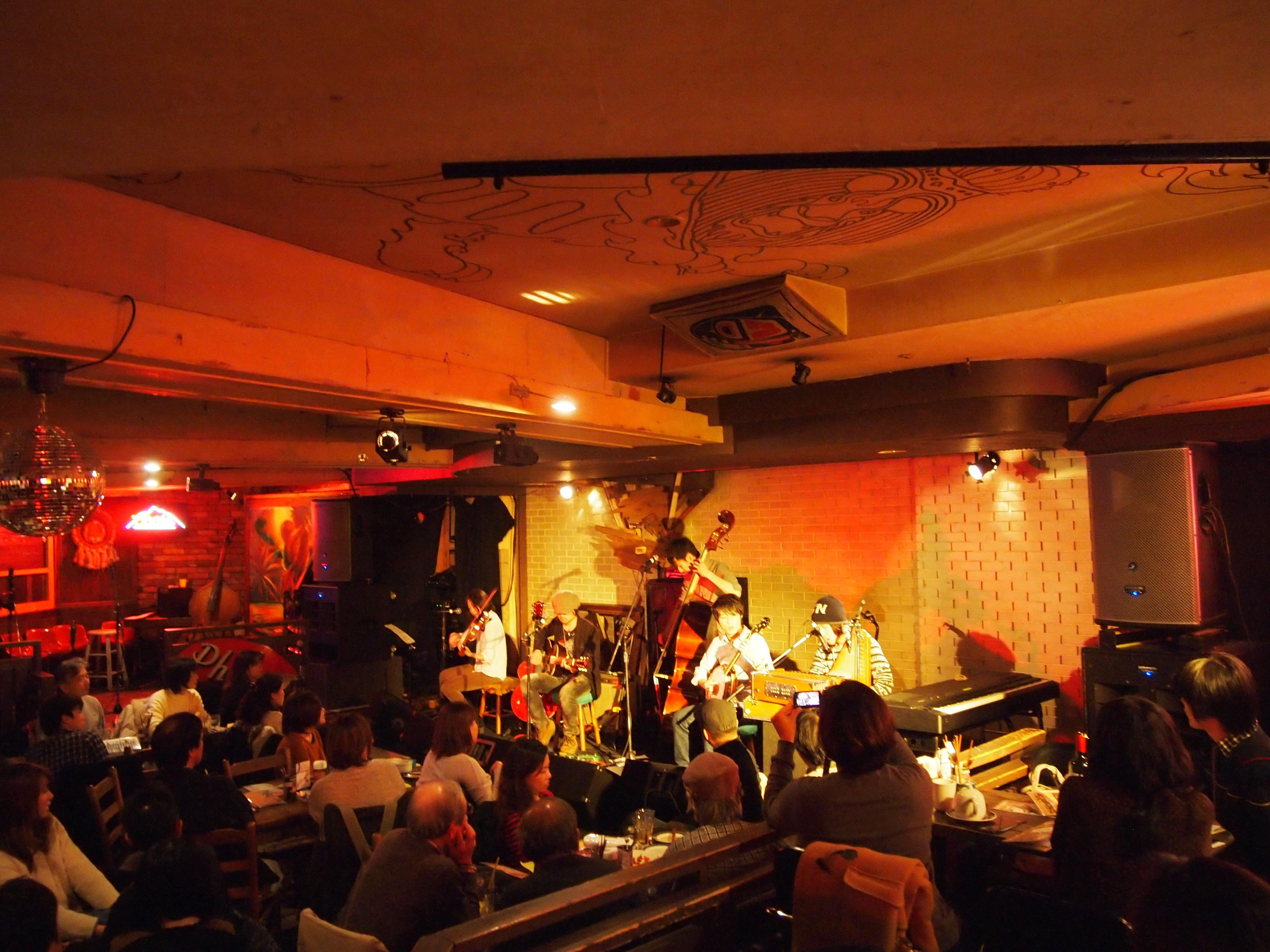 At Tokyo Bluegrassing, FEB 2013