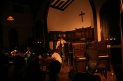 At Fujimigaoka Church, MAY 2011