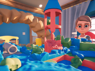 CLAYBOOK game will return you straight  back to the childhood!