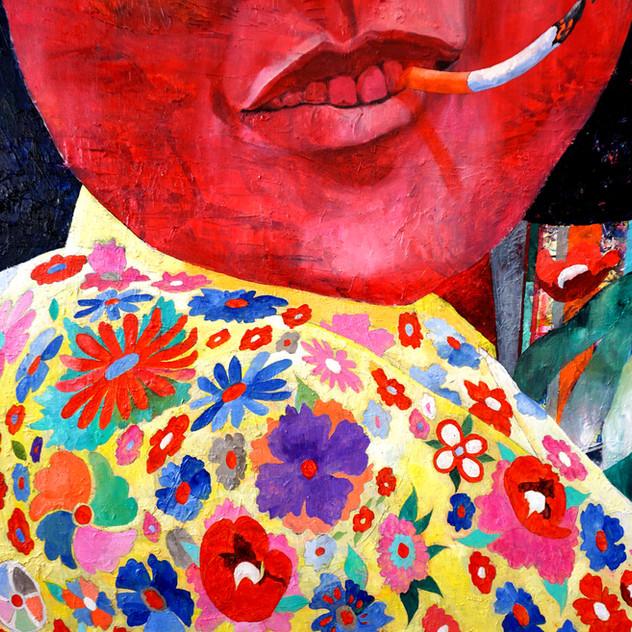 310x190 oil on canvas