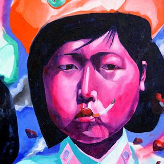 120x90 oil on canvas